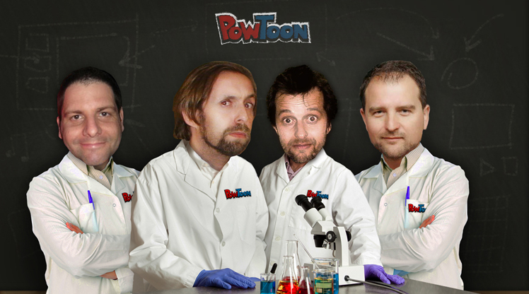powtoon scientists