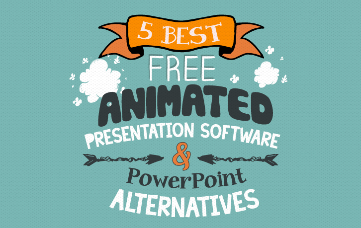 Best Free Presentation Software And PowerPoint Alternative - Awesome replace powerpoint template concept