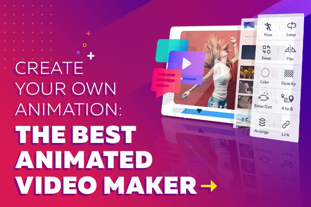 The best animated video maker