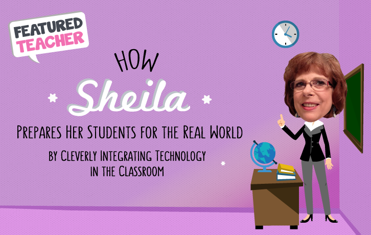 sheila -technology pioneer