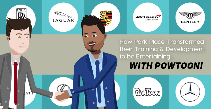 Entertaining Corporate Training - www.powtoon.com