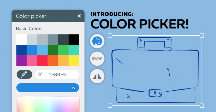 5a07f233 Now You Can Customize Your Brand Colors in Powtoon – Customize Your Brand  Colors