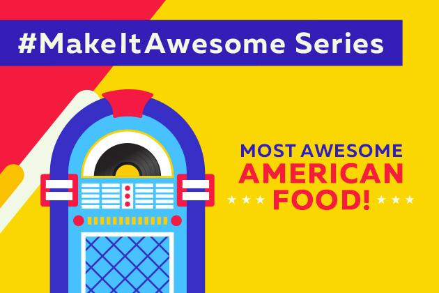 make it awesome july 4