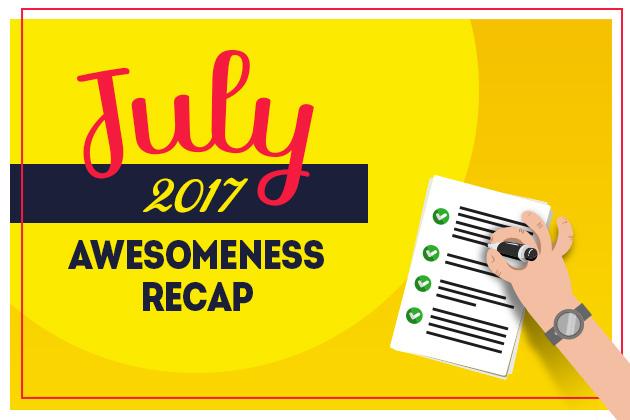 july 2017 recap