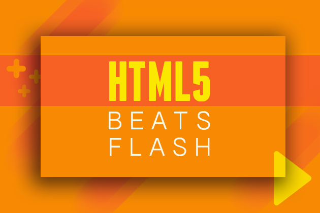 HTML5 Beats Flash Feature Update