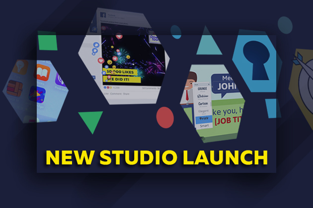 Feature Update New Studio Launch