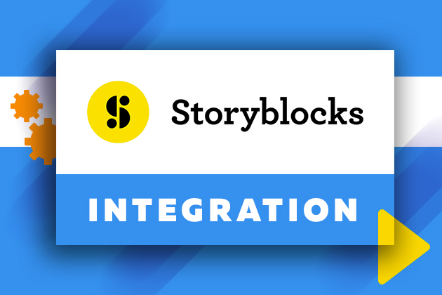 Video feature update storyblocks video libarary integration