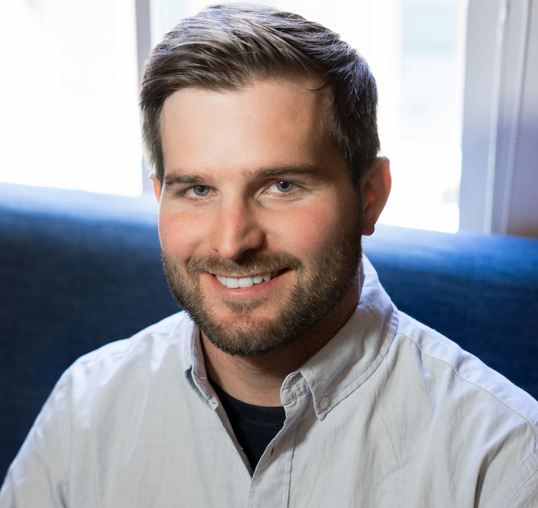 Tyson Quick ceo and founder of instapage