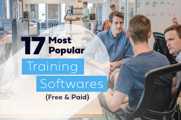 17 most popular training softwares