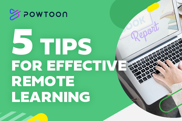 5 tips for remote learning with video
