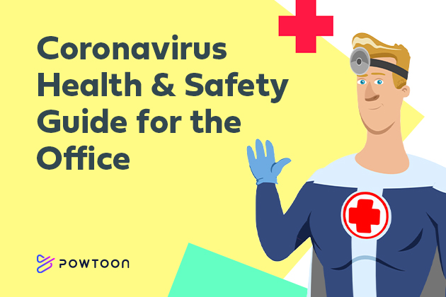 coronavirus health and safety guide for companies and more