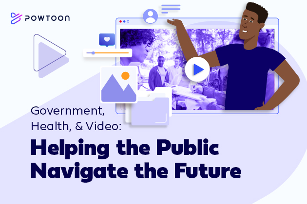Government, Health, and Video: Helping the Public Navigate the Future with video and visual communications