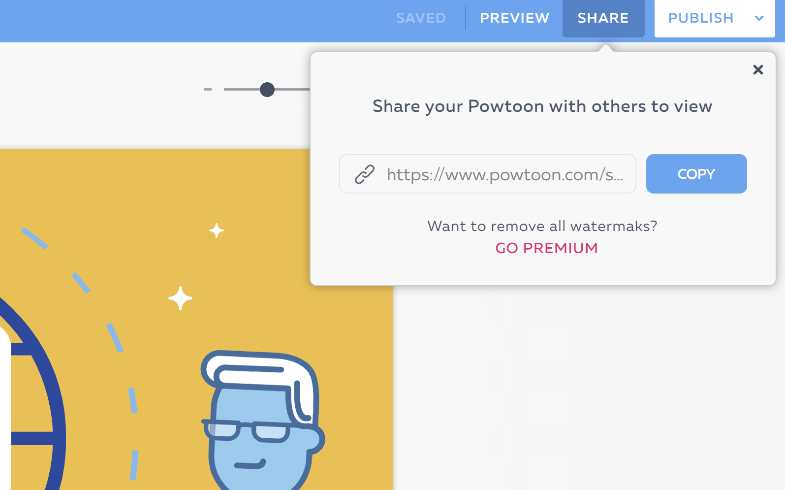 powtoon-share-your-video