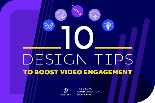 10 design tips proven to make your videos more engaging