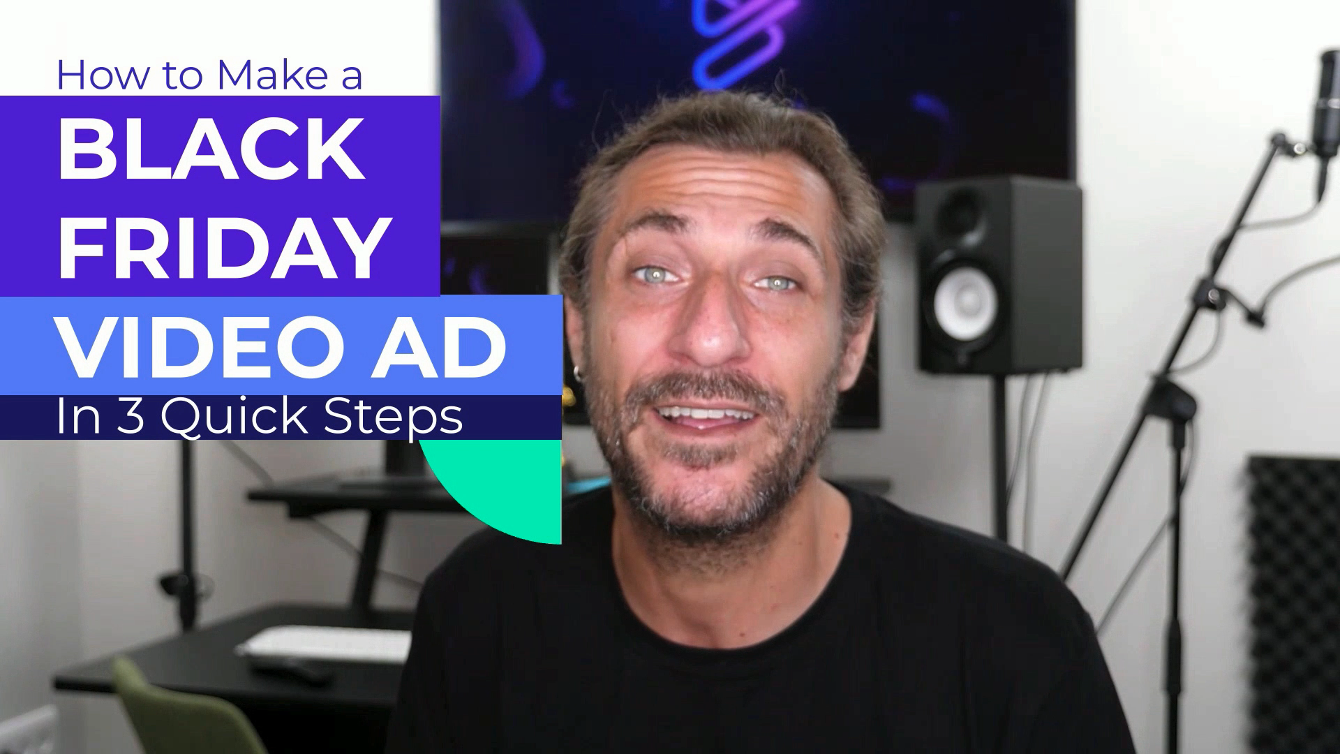 When is black Friday and how to create the best Black Friday video ad for your business.