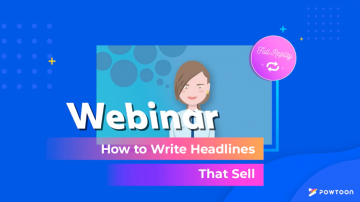 headlines that sell powtoon webinar replay