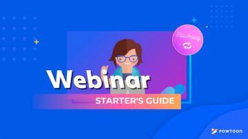 powtoon starter's class webinar august 2018