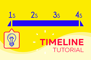 how to use the powtoon timeline tutorial