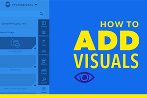 animated explainer step 3 add visuals tutorial