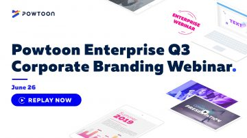 corporate branding powtoon enterprise q3 webinar