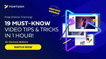 on-demand deep dive webinar 19 video making tips and tricks in 1 hour