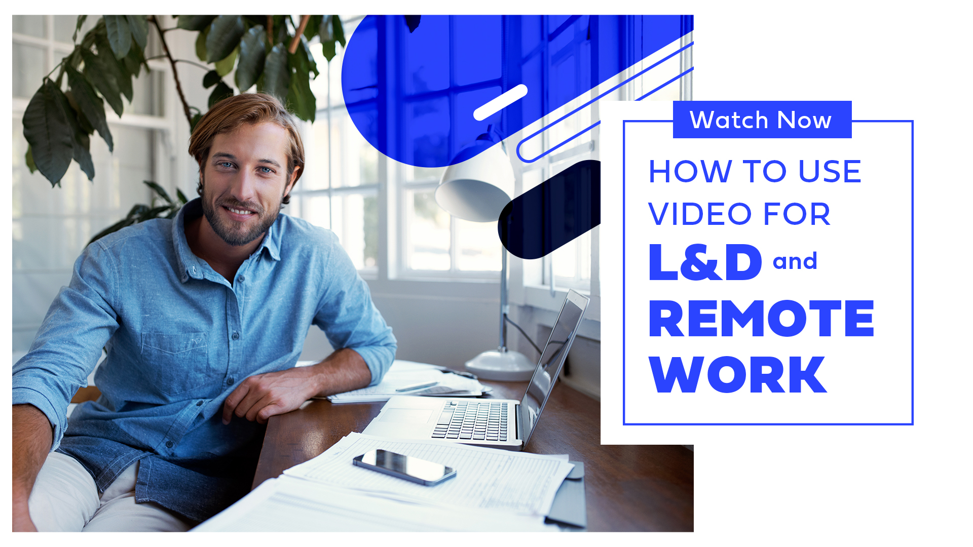 on demand video - how to use video for l&d and remote work