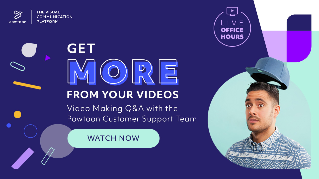 office hours open question webinar - get more from your videos