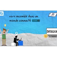 Thumbnail for Vivre ensemble dans un monde connecté-Dorian B