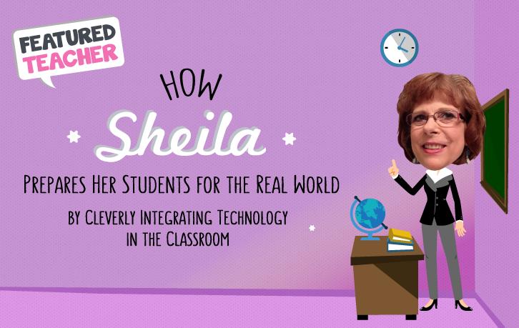 sheila -technology pioneer